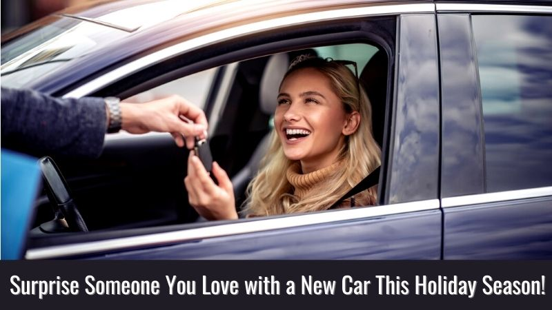 Tips for Successfully Surprising Someone with a New Car This Holiday Season